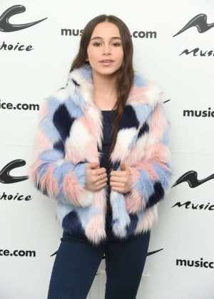 Sky Katz - Visits Music Choice in New York City