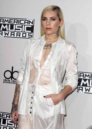 Skylar Grey - 2016 American Music Awards in Los Angeles