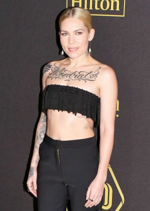 Skylar Grey - 2017 Billboard Power 100 Celebration in West Hollywood
