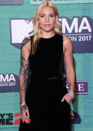 Skylar Grey - 2017 MTV Europe Music Awards in London