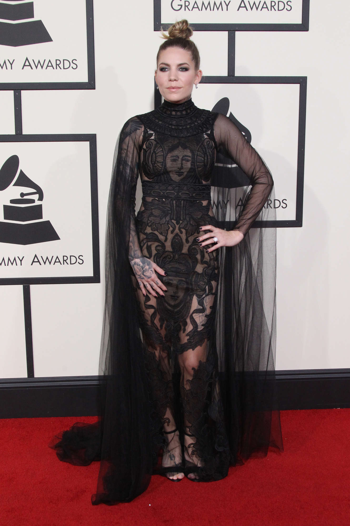 Skylar Grey - 2016 GRAMMY Awards in Los Angeles