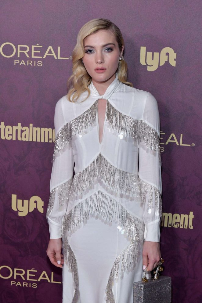 Skyler Samuels – 2018 Entertainment Weekly Pre-Emmy Party in LA