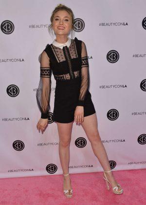 Skyler Samuels: 5th Annual Beautycon Festival LA -08