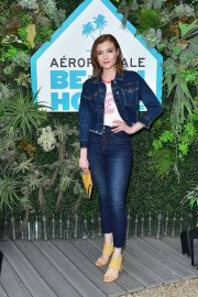 Skyler Samuels - Aero x Repreve Eco Friendly Collection in Malibu