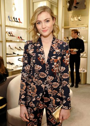 Skyler Samuels - Jimmy Choo with Cindy Crawford and Katharina Harf Evening in Beverly Hills