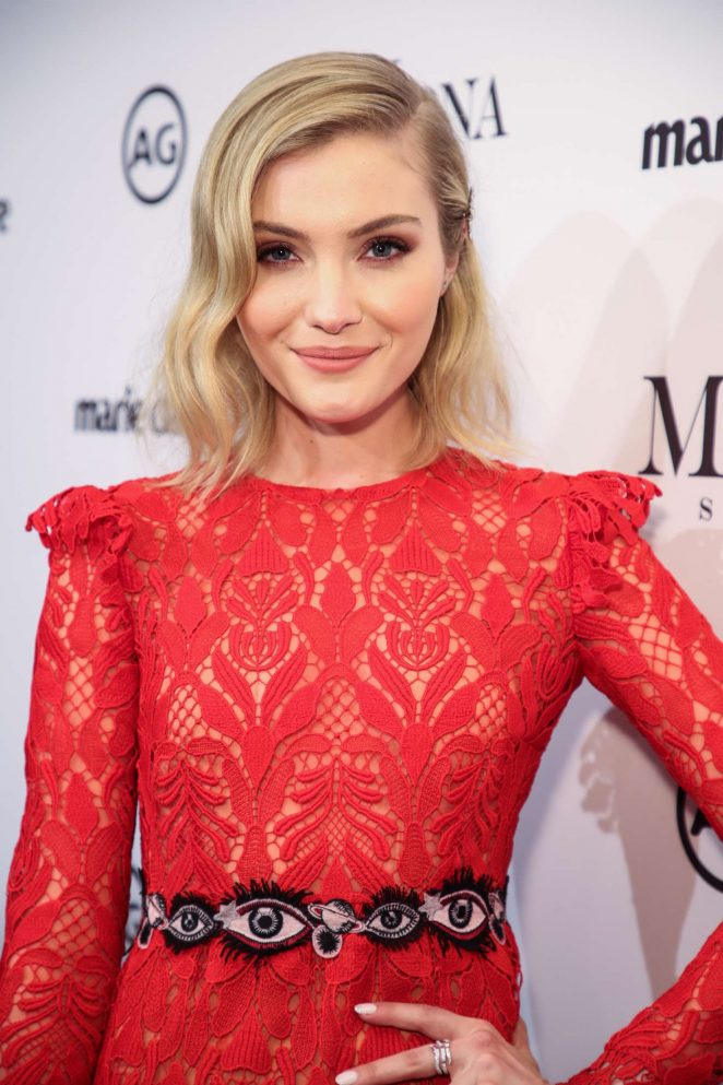 Skyler Samuels - Marie Claire Image Makers Awards 2018 in Los Angeles