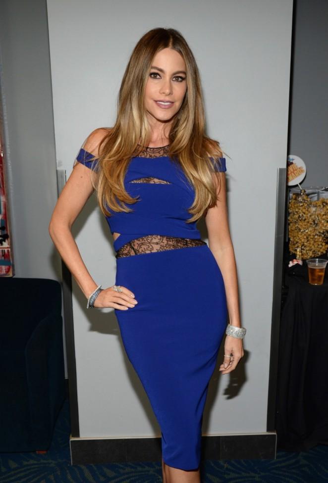 Sofía Vergara - 2015 MTV Movie Awards in LA