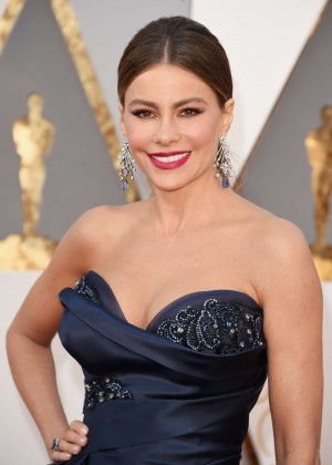 Sofía Vergara - 2016 Oscars in Hollywood