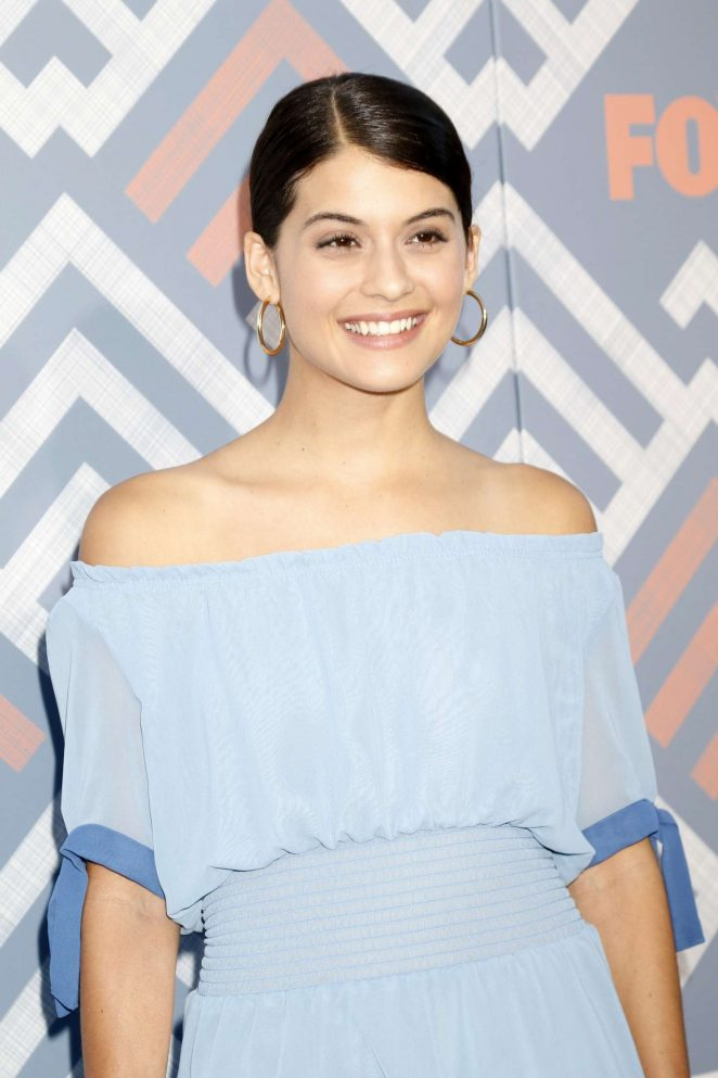 Sofia Black-D'Elia - 2017 FOX Summer All-Star party at TCA Summer Press Tour in LA
