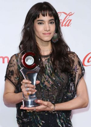 Sofia Boutella - Big Screen Achievement Awards at 2016 CinemaCon in Las Vegas