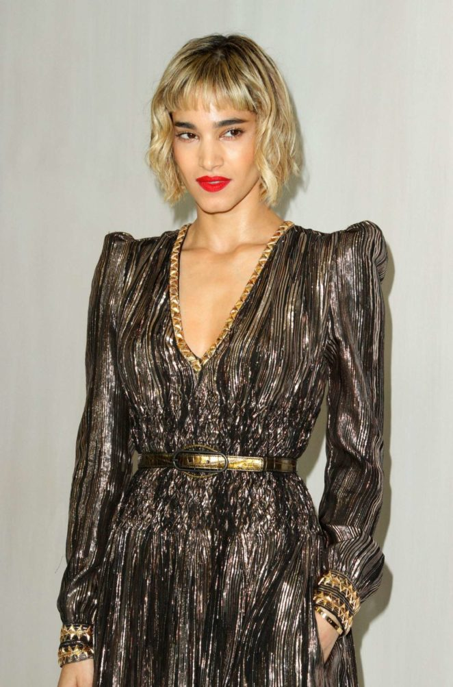 Sofia Boutella - Hammer Museum's Gala 2017 in Los Angeles