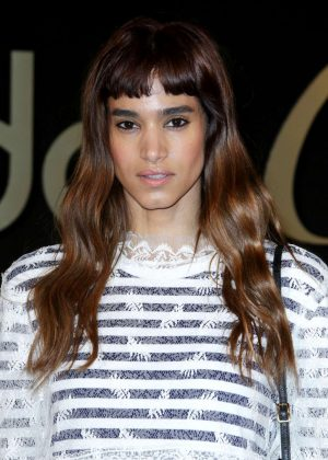 Sofia Boutella - 'Panthere de Cartier' Watch Launch in Los Angeles