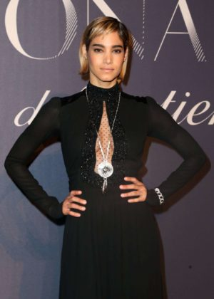 Sofia Boutella - Resonances De Cartier Jewelry Collection Launch in NY