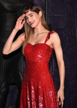 Sofia Boutella - 'The Mummy' Premiere in Mexico City