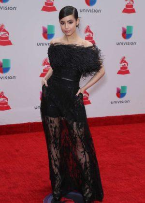 Sofia Carson - 2017 Latin Grammy Awards in Las Vegas