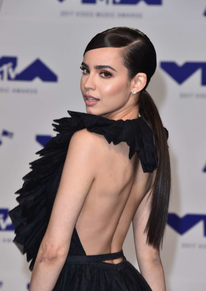 Sofia Carson – 2017 MTV Video Music Awards in Los Angeles