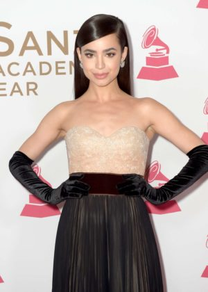 Sofia Carson - 2017 Person of the Year Gala honoring Alejandro Sanz in Las Vegas