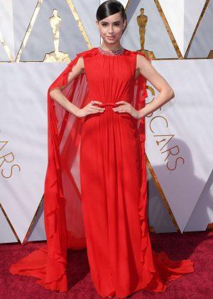 Sofia Carson - 2018 Academy Awards in Los Angeles