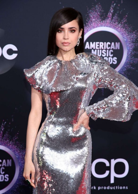 Sofia Carson - 2019 American Music Awards in Los Angeles