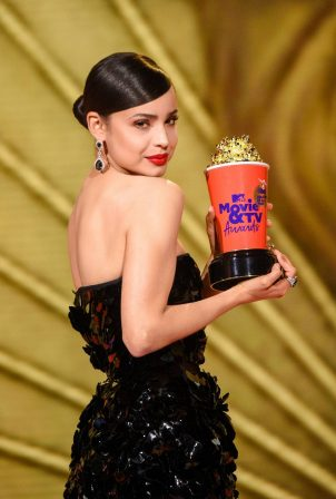 Sofia Carson - 2020 MTV Movie and TV Awards: GOAT in LA