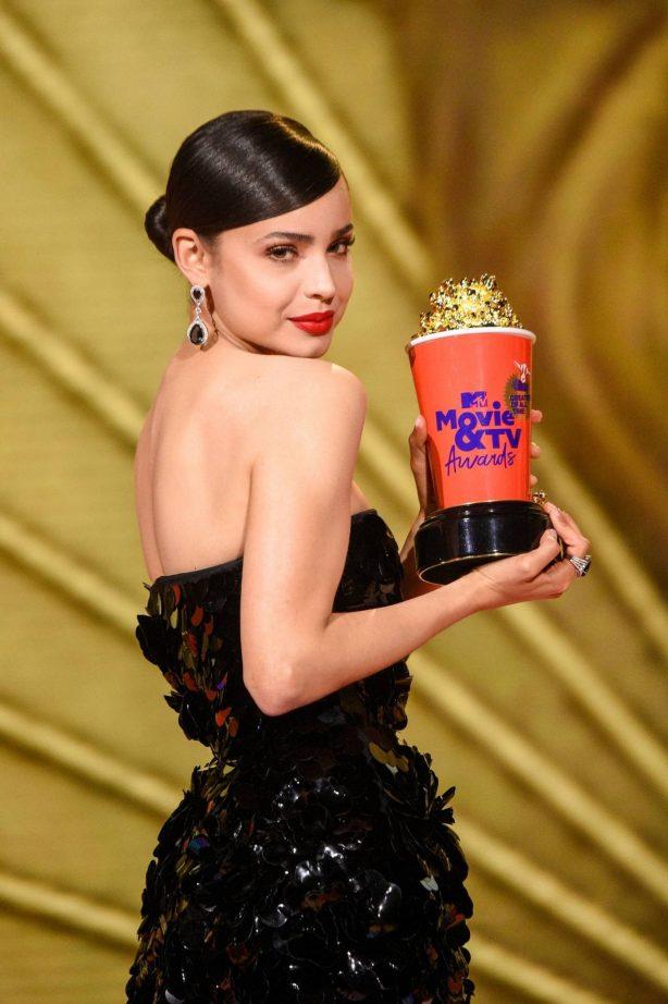 Sofia Carson - 2020 MTV Movie and TV Awards: GOAT in LA
