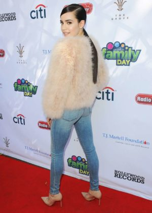 Sofia Carson - 217 TJ Martell Foundation Family Day in Los Angeles