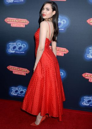 Sofia Carson - 'Adventures In Babysitting' Premiere in LA