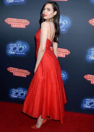 Sofia Carson - 'Adventures In Babysitting' Premiere in LA