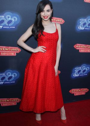 Sofia Carson - 'Adventures in Babysitting' Premiere in Los Angeles