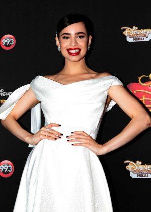 Sofia Carson - 'Descendants 2' Premiere in Mexico