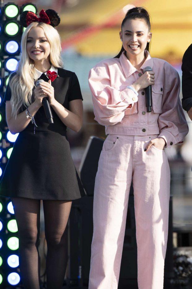 Sofia Carson - Disney Channel FanFest in Anaheim
