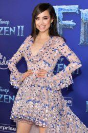 Sofia Carson - 'Frozen 2' Premiere in Los Angeles