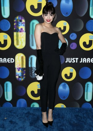 Sofia Carson - Just Jared Halloween Party in Hollywood
