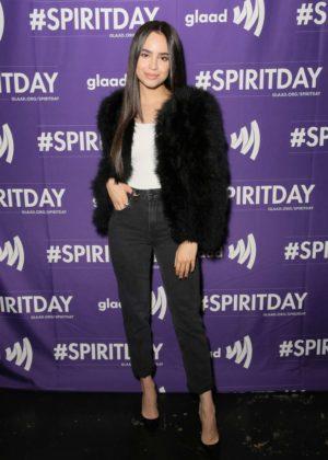 Sofia Carson - Justin Tranter and GLAAD Present 'Believer' Spirit Day Concert in LA