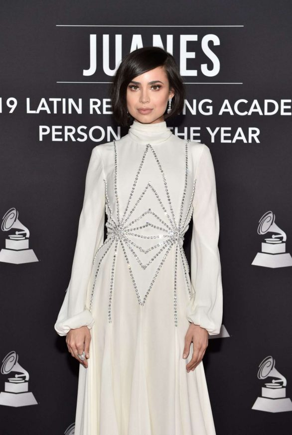 Sofia Carson - Latin Recording Academy Person of the Year 2019 Gala in Las Vegas