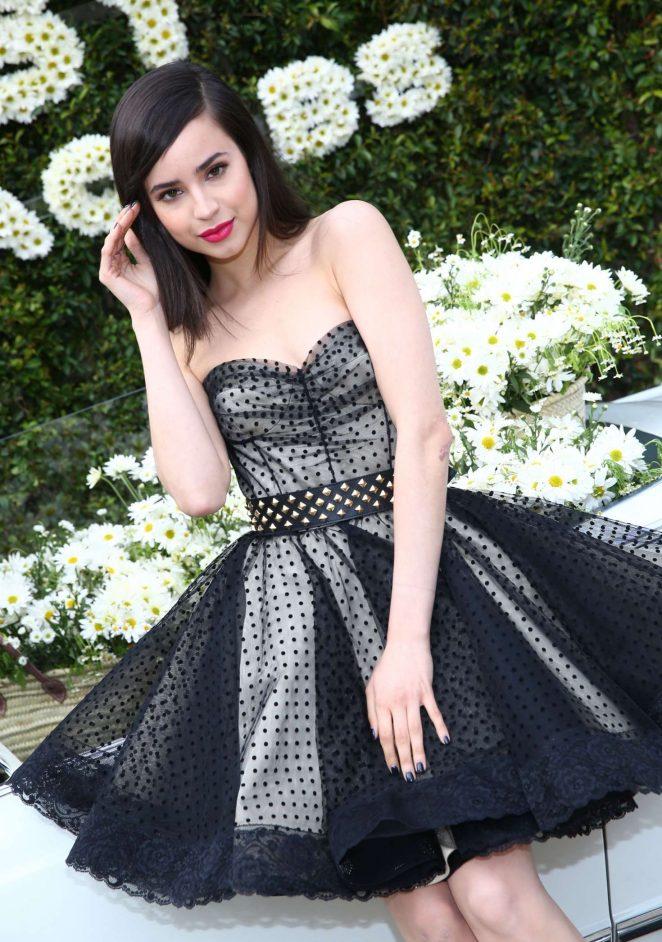 Sofia Carson – Marc Jacobs celebrates Daisy in Los Angeles