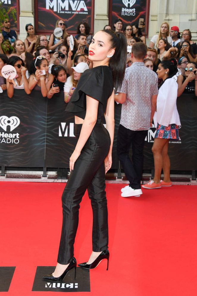 Sofia Carson: MuchMusic Video Awards 2016 -19