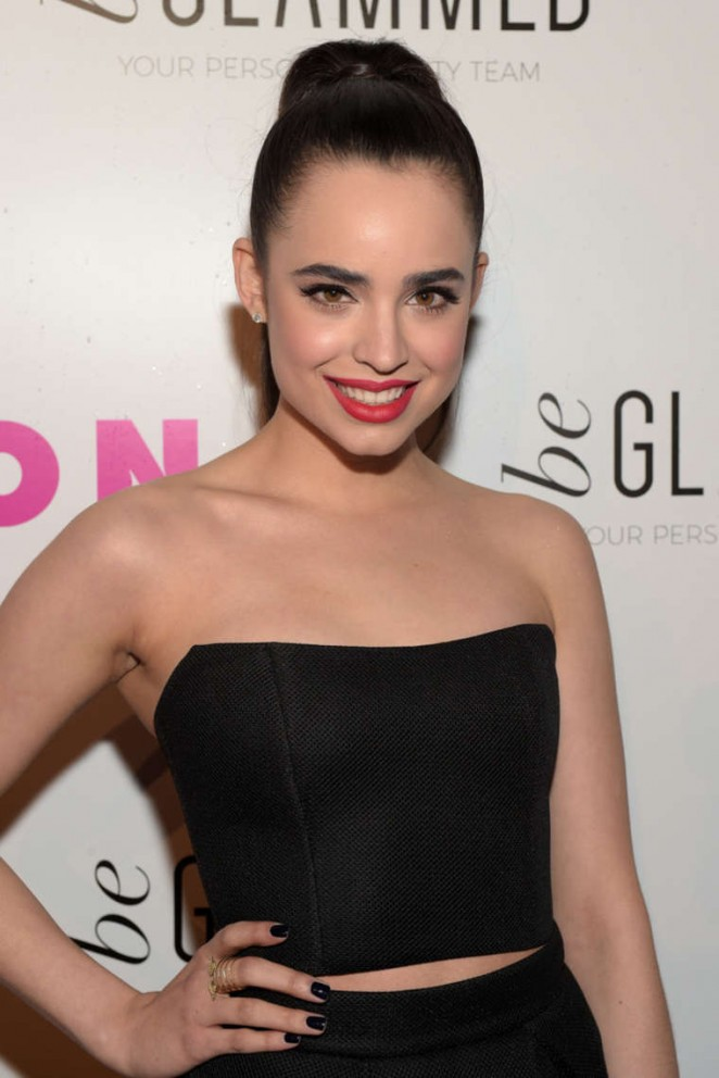 Sofia Carson - NYLON Young Hollywood Party 2015 in Hollywood