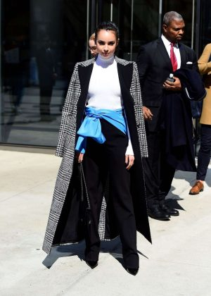 Sofia Carson o- Out in NYC