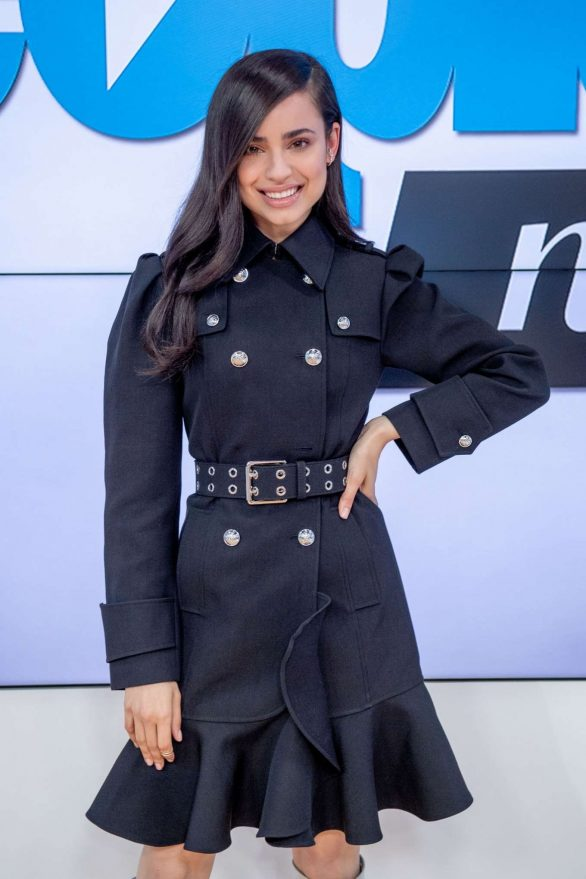 Sofia Carson - On 'People Now' in NYC