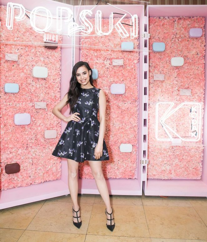 Sofia Carson - 'Pop and Suki Collection 2' Event in Los Angeles