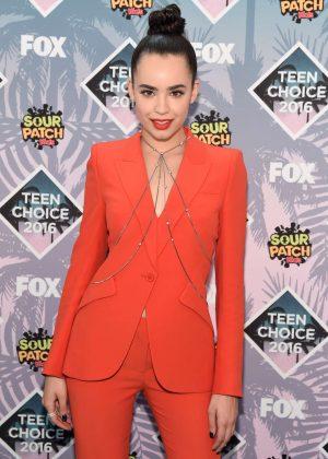 Sofia Carson - Teen Choice Awards 2016 in Inglewood