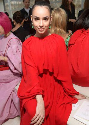 Sofia Carson - Valentino Fashion Show in Paris