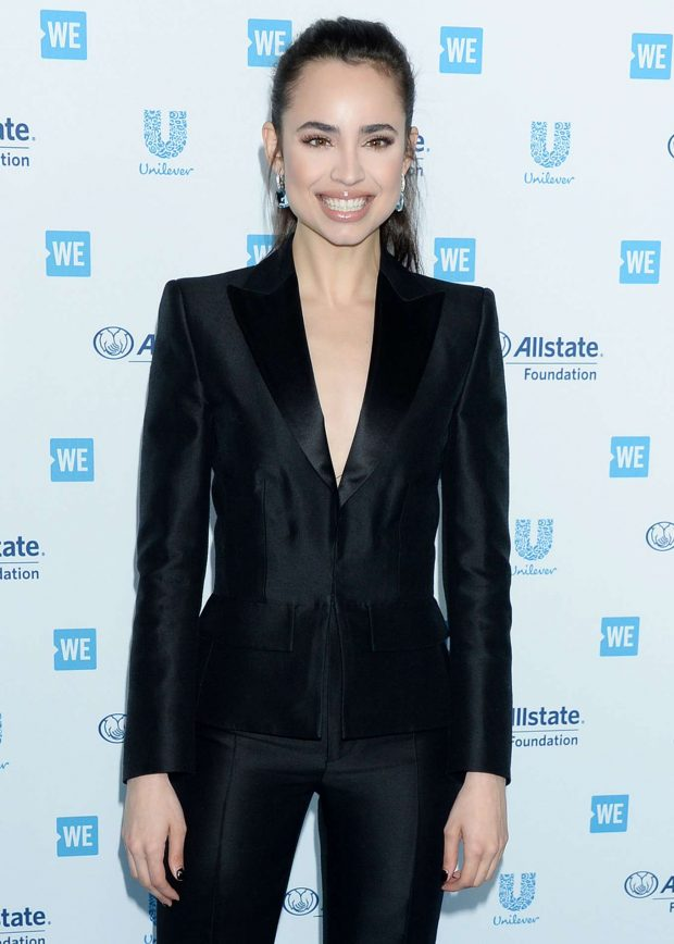 Sofia Carson - WE Day California 2019 at the Forum in Inglewood