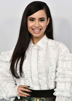 Sofia Carson - WE Day Cocktail in Los Angeles