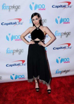 Sofia Carson - Y100's Jingle Ball in Miami