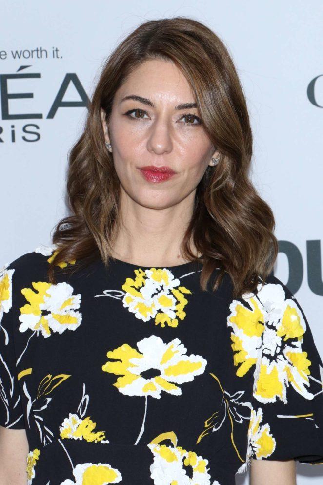 Sofia Coppola - 2017 Glamour Women of The Year Awards in NY