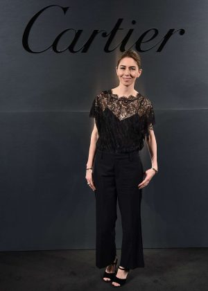 Sofia Coppola - Cartier's Bold and Fearless Celebration in San Francisco