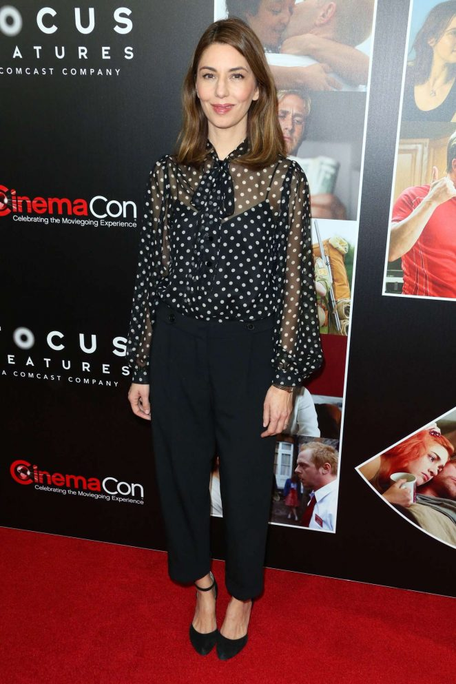 Sofia Coppola - 'Focus Features' Presentation at 2017 CinemaCon in Las Vegas
