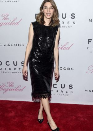 Sofia Coppola - 'The Beguiled' Premiere in New York